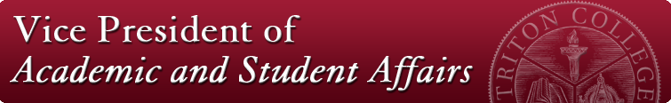 VP of Student and Academic Affairs Banner